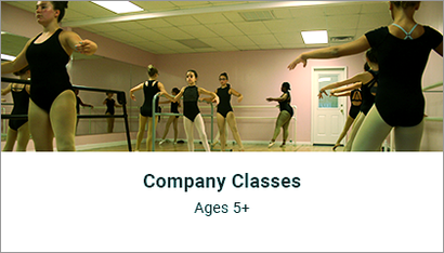 Company Classes Ages 5+